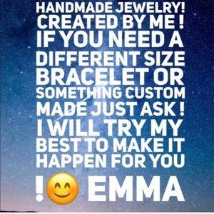 Silverskylight Jewelry - Genuine amethyst peach reflects crystal bracelet